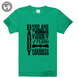 Fathers Day gift  T-shirt DADDY - ManSeeManWant