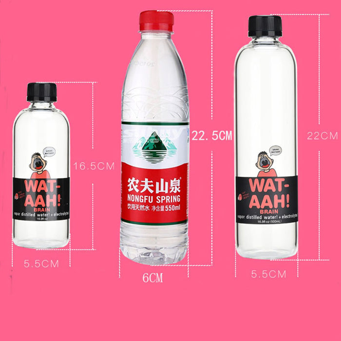 Glass Water bottle Personality Sports Mountain Climbing Campling - ManSeeManWant
