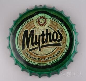 Vintage Metal Iron Round bottle cap Tin Sign Bar Wall Decor