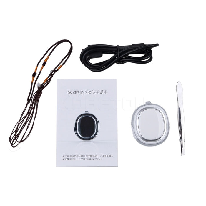 Mini GPS Tracking Locator Device smart positioning device