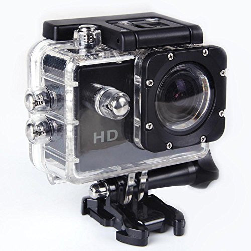 HD Action Camera Waterproof With Mounting AccessoriesNewSJ4000 - ManSeeManWant
