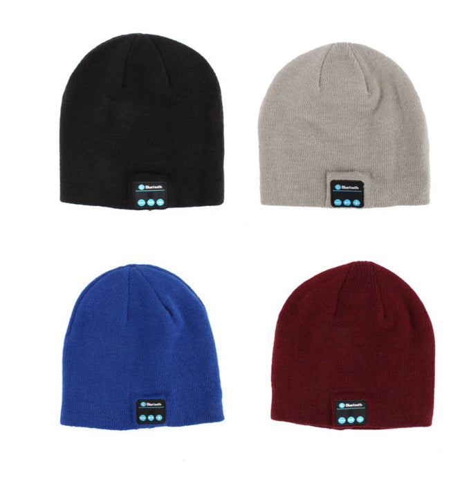 Beanie Wireless Bluetooth Headphone - ManSeeManWant