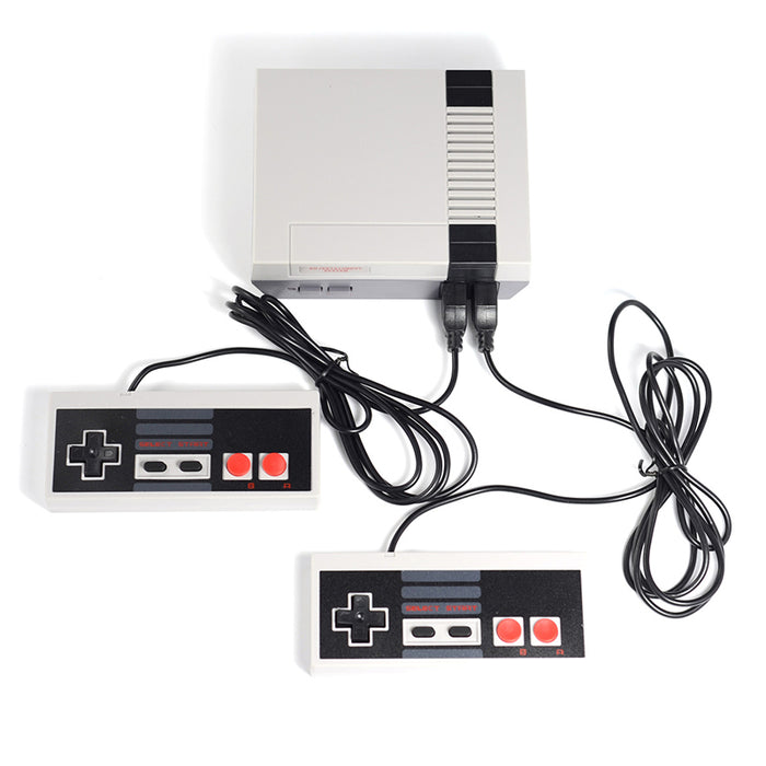 ARRKEO Nintendo Video Game Console Built-in 620 Games Optional HD Or AV OUT - ManSeeManWant