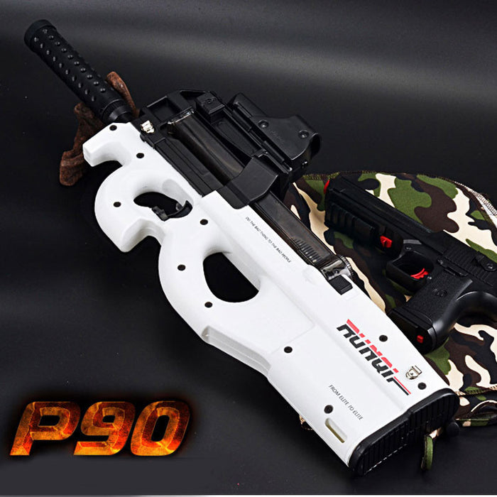 Abbyfrank Graffiti Edition P90 Electric Toy Gun Paintball - ManSeeManWant