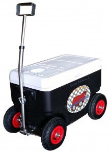 Cruzin' Cooler Motorized Cooler or Tow Behind Wagon - ManSeeManWant