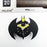 Batman Clock Wall or Refrigerator Magnetic  or Hanging - ManSeeManWant