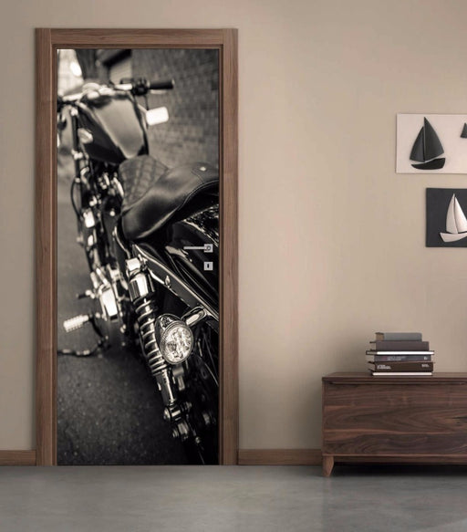 Home decor 3d Harley motorcycle wall stickers removable Decal - ManSeeManWant
