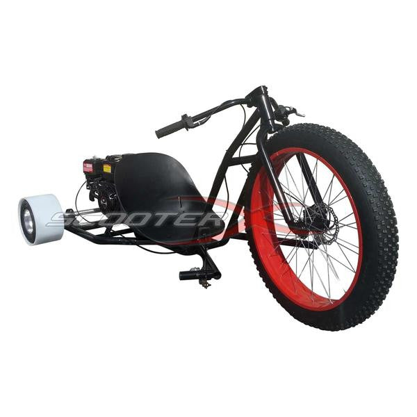 6.5HP GAS DRIFT TRIKE Motorcycle - ManSeeManWant