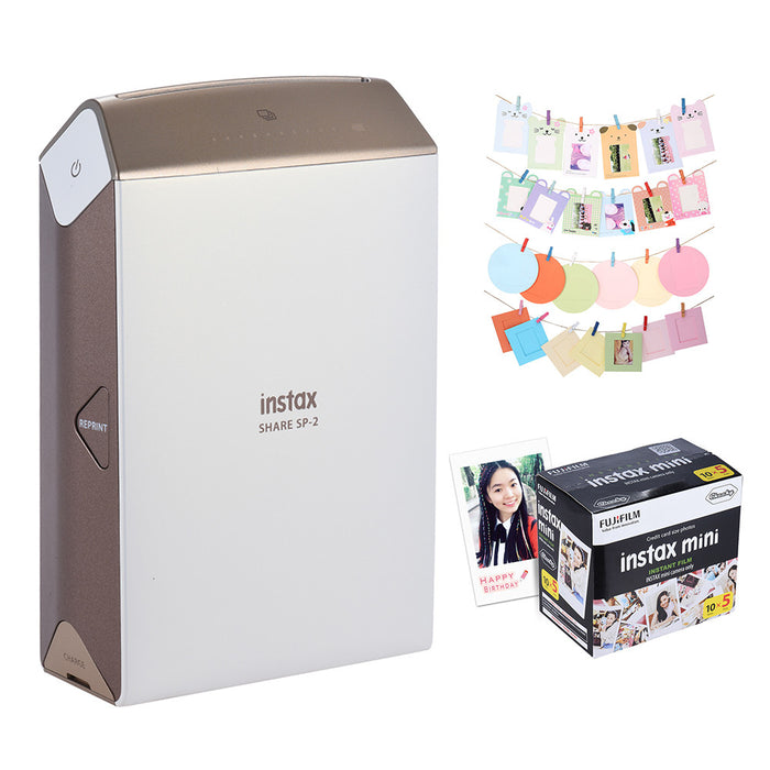 Fujifilm Instax WiFi Instant Smartphone Printer Kit for Smart Phone - ManSeeManWant