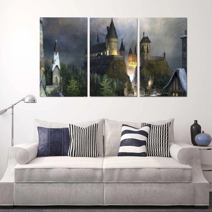 Harry Potter Canvas Wall Art Decor - ManSeeManWant