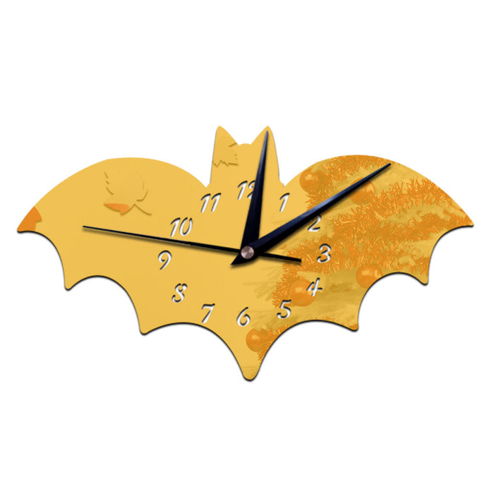 "Batman Symbol 12"" Wall Clock - ManSeeManWant"