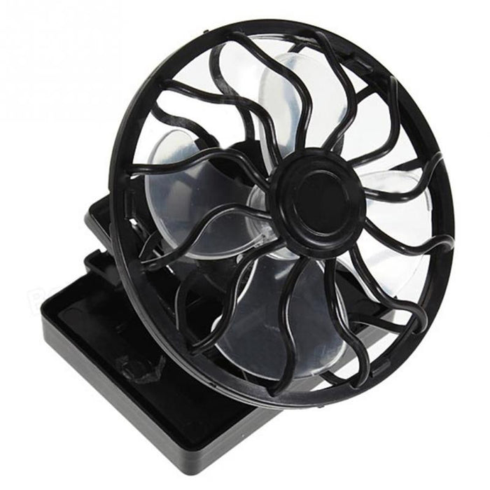 Solar Mini Fan Outdoor Camping Tools - ManSeeManWant