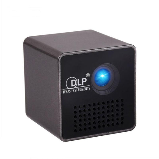 P1 Handheld Micro DLP LED Home Theater Projector Wireless