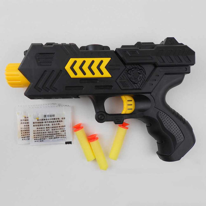Ourpgone 2-in-1 Water Crystal Gun Paintball Gun Soft