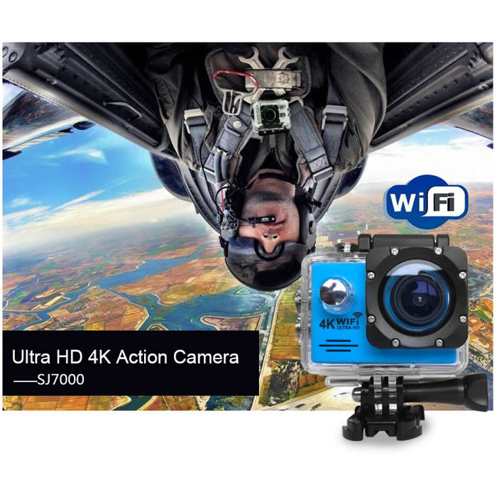 4K 2.7K 1080P Action Camera WiFi Sports Waterproof - ManSeeManWant
