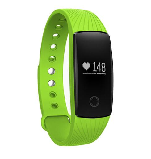 Smartband Heart Rate Monitor Wristband Fitness Flex fitbits smart - ManSeeManWant