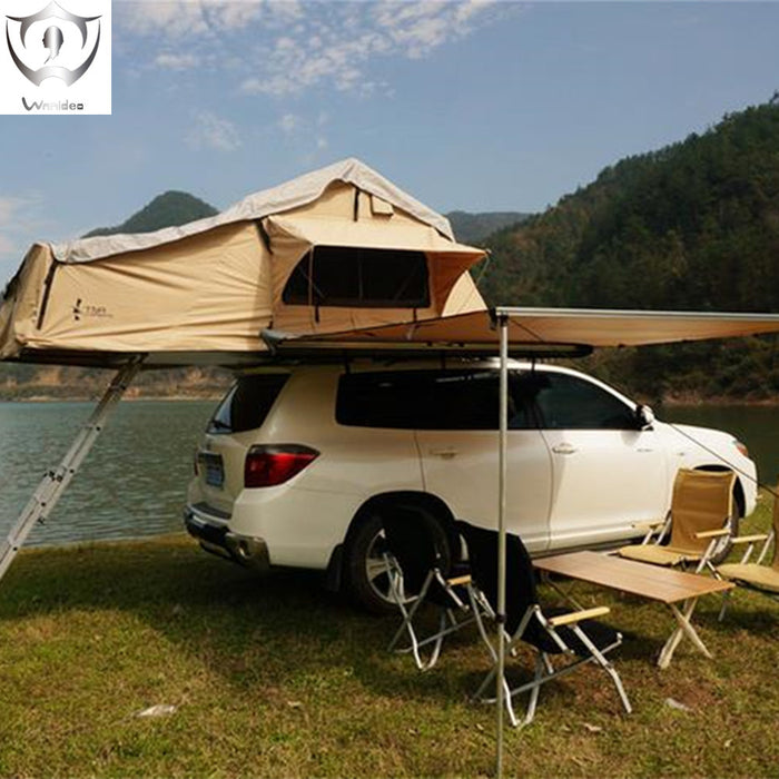 Rooftop Tent Motel car roof tent Awning for C&ing ... & Rooftop Tent Motel car roof tent Awning for Camping - ManSeeManWant