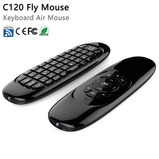 Air Mouse Keyboard Rechargeable - ManSeeManWant