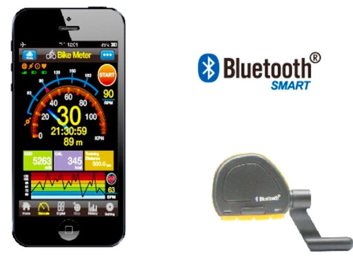Bluetooth Gps Bicycle *Speedometer *Cadence  *Computer - ManSeeManWant