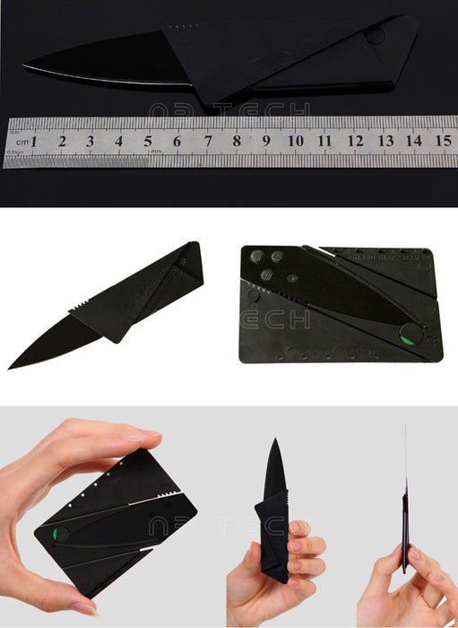 CreditCard Pocketknife Wallet Camping Tactical Knife - ManSeeManWant