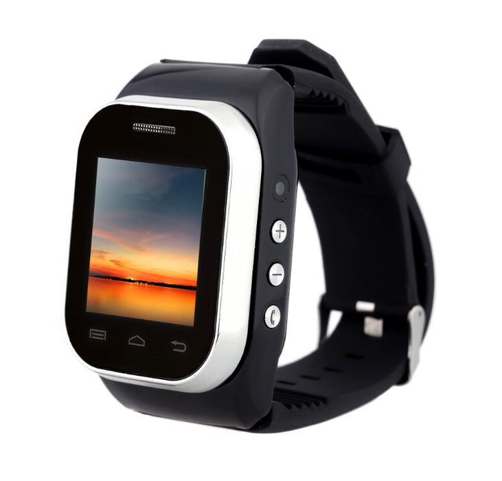 KEN XIN DA W1 Bluetooth Smart Watch mobile Phone 32MB GSM Dual SIM Card Slide-out Keyboard wrist watch cellphone for IOS Android - ManSeeManWant