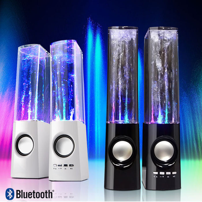 Dancing Water Bluetooth Speakers - ManSeeManWant