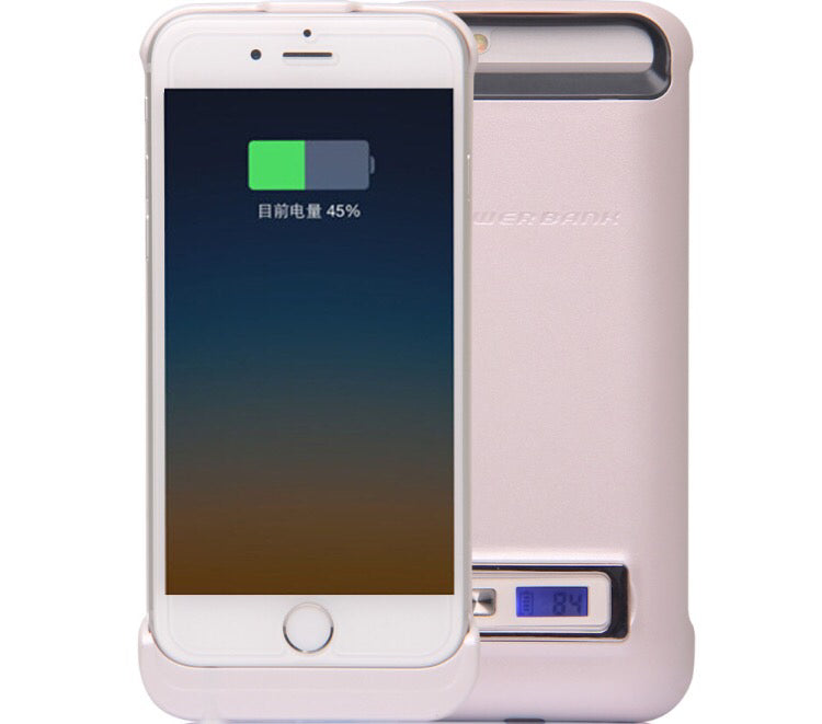 Iphone battery booster case - ManSeeManWant