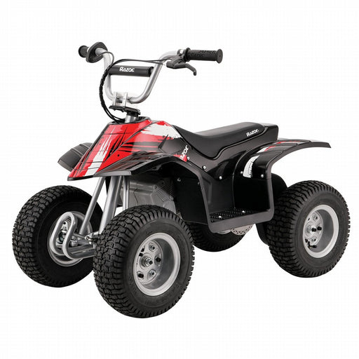 Razor Dirt Quad 24 Volt Ride On - Black - ManSeeManWant