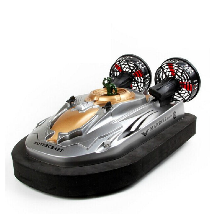 1:10 Scale RC Hovercraft Water Land Boat Speedboat Radio Remote Control - ManSeeManWant