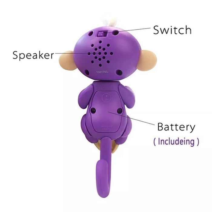 Interactive Monkey Smart Toy For Kid - ManSeeManWant