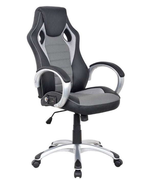 Bluetooth Office Computer Chair Integrated Speakers - ManSeeManWant