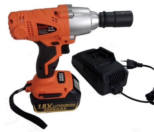 18V Cordless Impact Wrench Tool