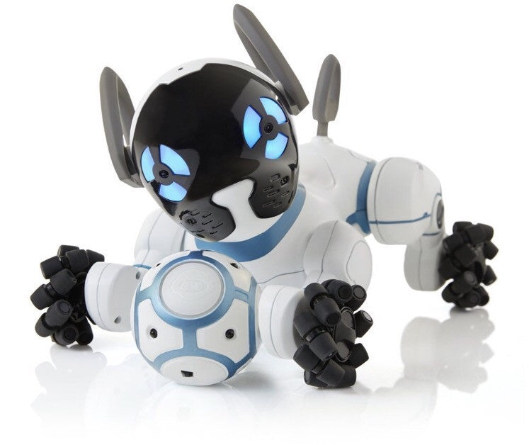 Chip the Smart Robot Dog -he learns as you teach him - ManSeeManWant
