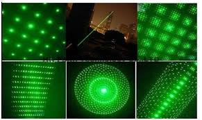 Green super long range laser pen kaleidoscope - ManSeeManWant