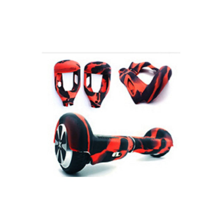Hoverboard Silicone Cover Shell Protector 6.5 Inch 2 Wheel Smart Self Balancing Electric Scooter