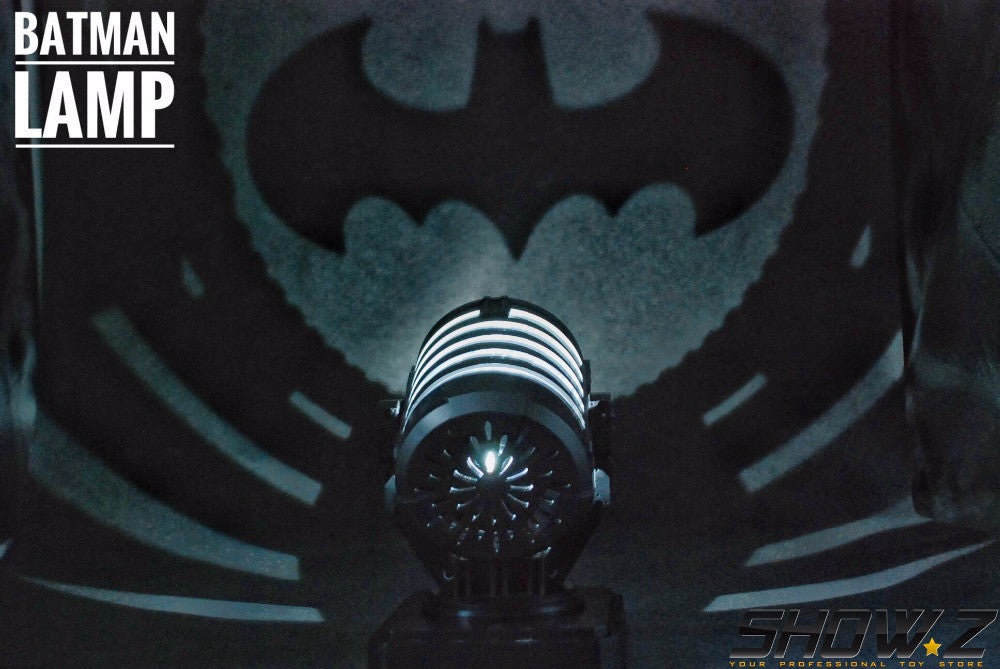 Bat Signal Batman Spotlight LED - ManSeeManWant