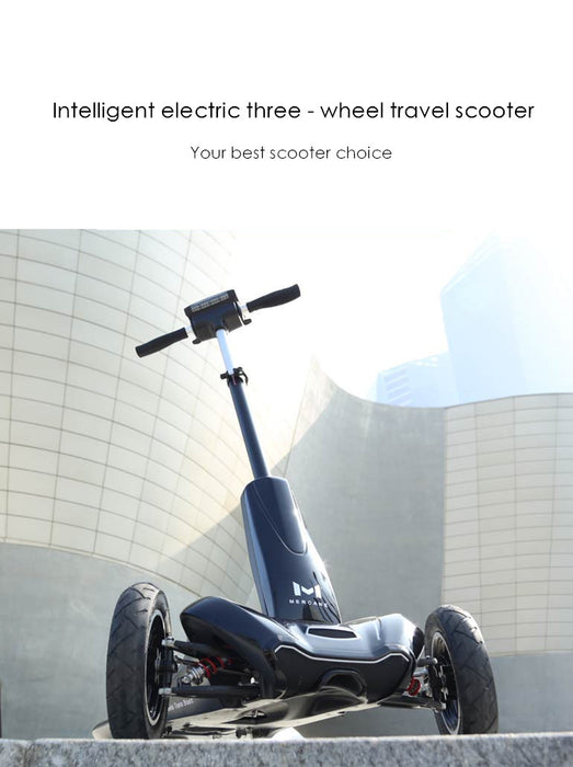 M1 folding three-wheel electric scooter hoverboard