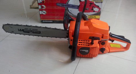 Gasoline Chain Saw 52cc Petro Wood Cutting Chainsaw 5200 2.2kw with 20 inches saw bar - ManSeeManWant