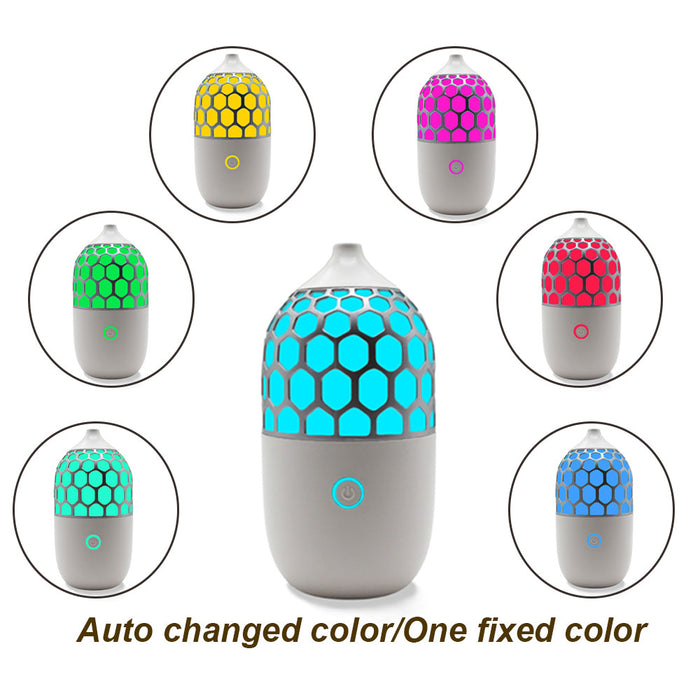 Yogin Aroma Diffuser Aromatherapy Humidifier Cool Mist LED