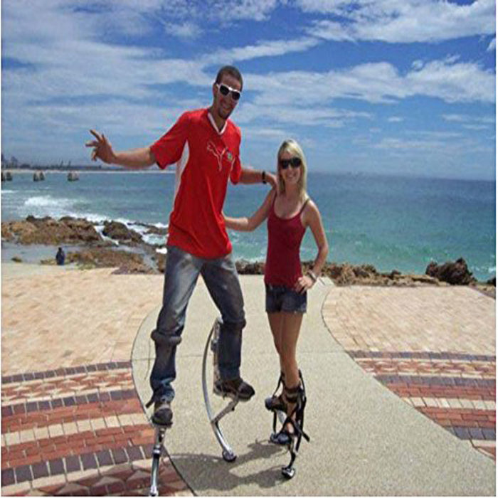 Jumping Stilts Adult Kangaroo Shoes - ManSeeManWant