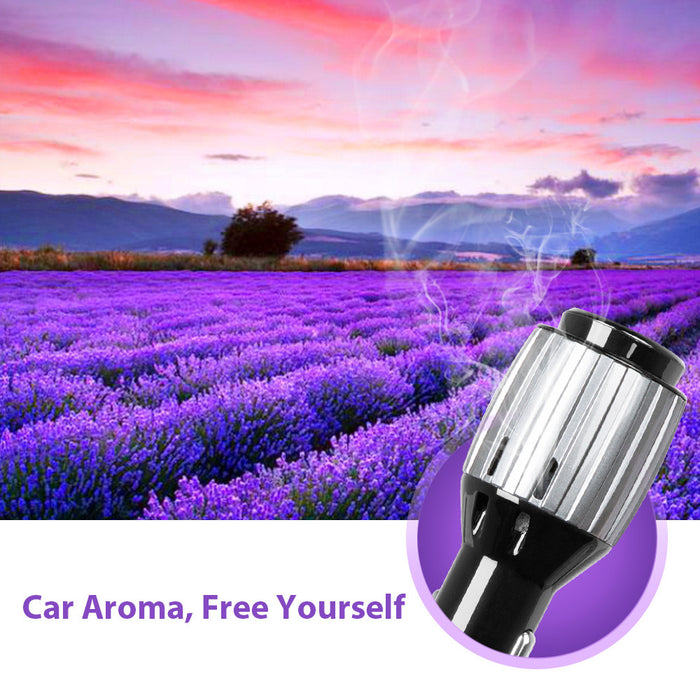 3 In 1 Car Bluetooth + Aromatherapy + Car Charger 3 In 1 Headset - ManSeeManWant