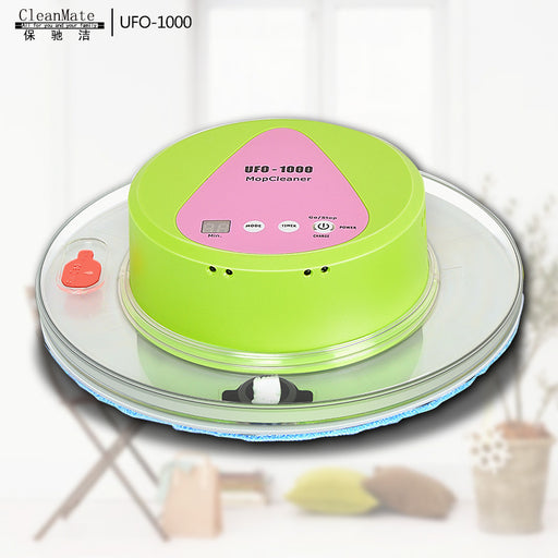 Automatic Floor Cleaning Wet & Dry Mop Robot W/ Water Tank - ManSeeManWant