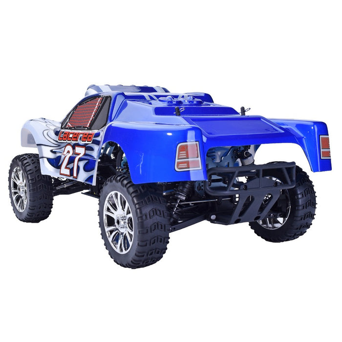 HSP Rc Car 1/8 Nitro Power 94863 4wd Off Road Rally Short Course - ManSeeManWant