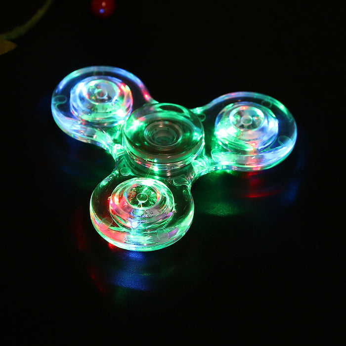 FREE LED Lighted Fidget Spinner ! - ManSeeManWant