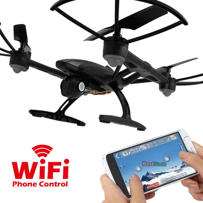 Pioneer UFO RC Drone with WIFI Camera
