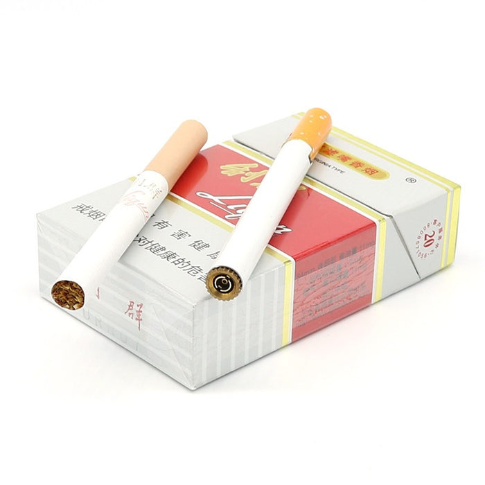 Cigarette- shaped Butane Lighter NO GAS F0347 - ManSeeManWant
