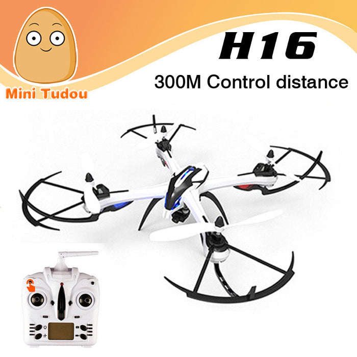 Sky Walker JJRC H16 Copter 4Ch 6Axis With Camera Drone - ManSeeManWant