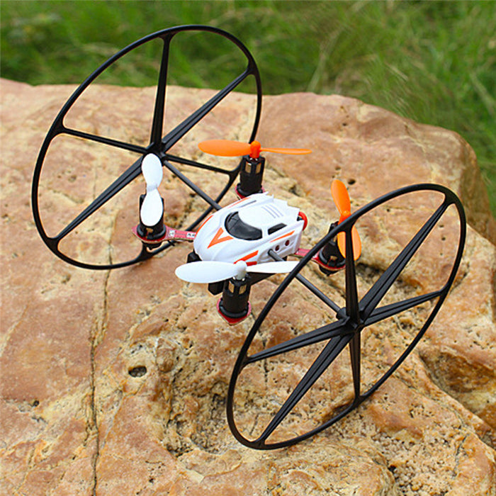 NH-002 6 Axis 4CH 3 In 1 Flying Running Climbing Mini Drone RC