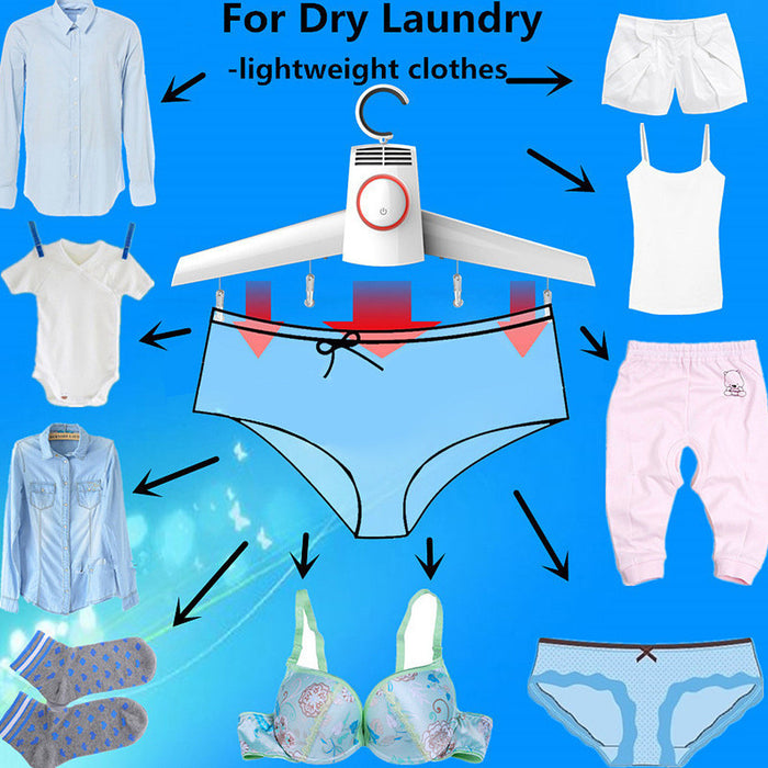Smart Clothes Dryer Fast Drying Wet Clothes - ManSeeManWant