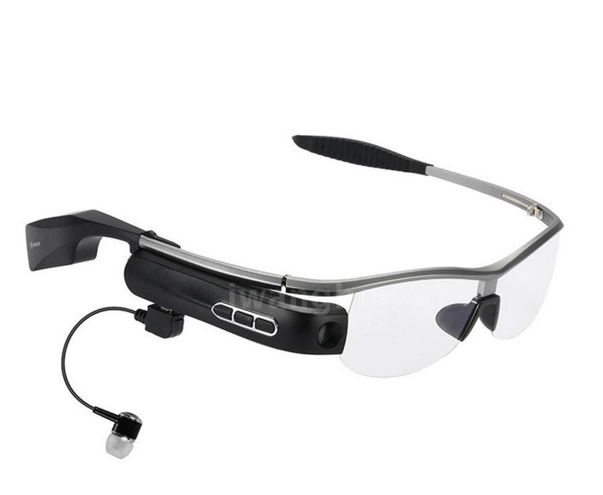 Smart Glasses with Camera Sunglasses - ManSeeManWant